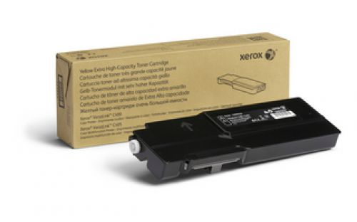 Xerox Black High Capacity Toner Cartridge 10.5k pages for VLC400/ VLC405 - 106R03528