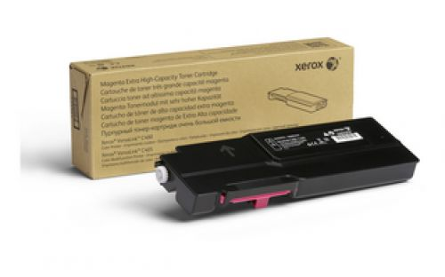 Xerox Magenta High Capacity Toner Cartridge 8k pages for VLC400/ VLC405 - 106R03531