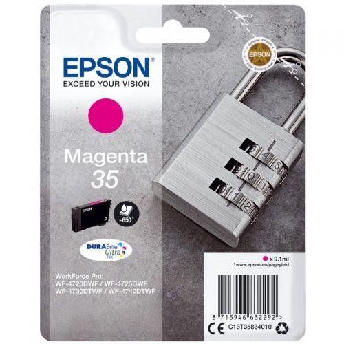 Epson C13T35834010 35 Magenta Ink 9ml