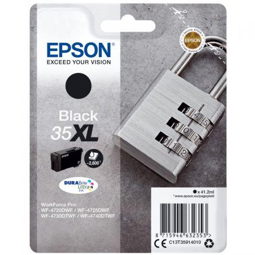 Epson C13T35914010 35XL Black Ink 41ml
