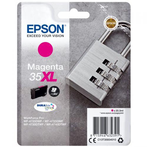 Epson C13T35934010 35XL Magenta Ink 20ml