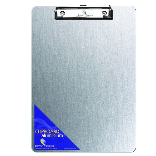Image for Stewart Superior Aluminium Clipboard A4 Plus