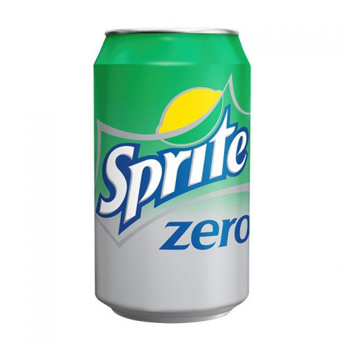 Sprite Zero 330ml Cans (Pack 24)