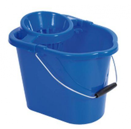 Value Mop Bucket Blue
