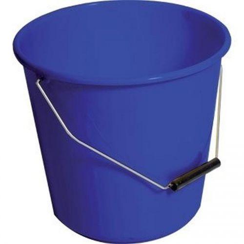 Value 10 Litre Blue Bucket