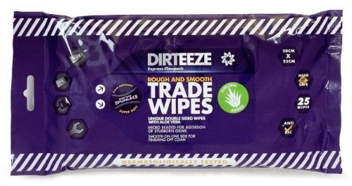 Dirteeze Premium Degreaser Wipes Flow (Pack 40)
