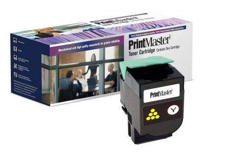 PrintMaster C540 High Capacity Yellow Toner