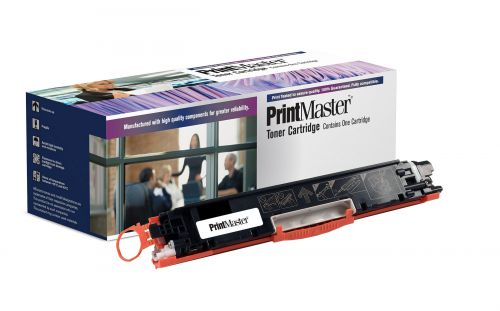PrintMaster HP Black Toner CP1025