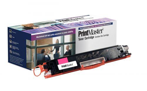 PrintMaster HP Magenta Toner CP1025