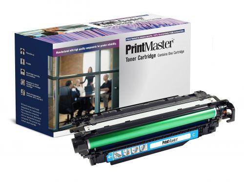 PrintMaster HP Cyan Toner 507A