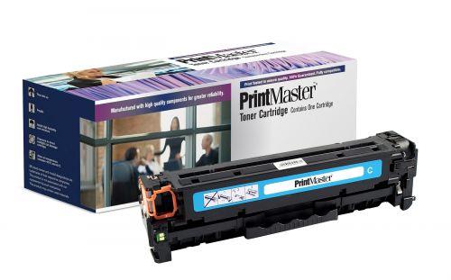 PrintMaster HP M251 Cyan Toner 1.8K