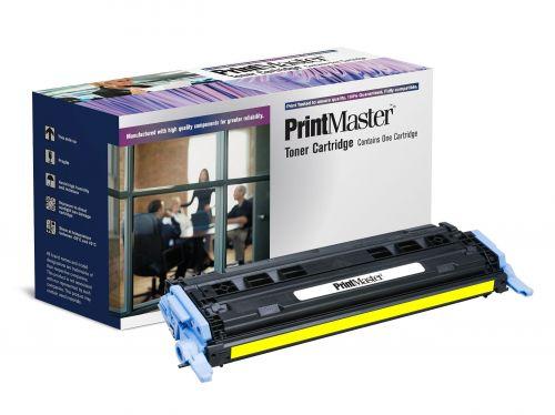 PrintMaster LJ1600/2600 Yellow Q6002A