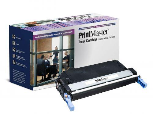 PrintMaster HPLJ 4730 Black 12K Q6460A