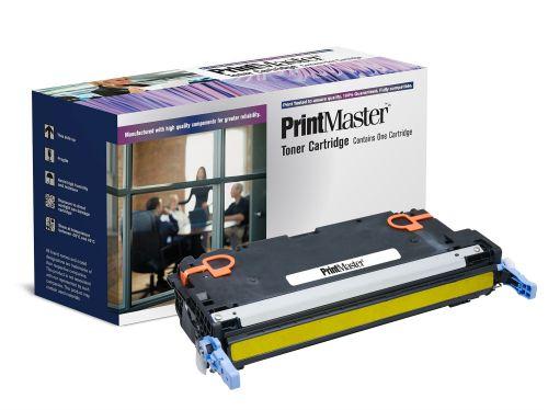 PrintMaster HP CLJ 3600 Yellow 4K Q6472A