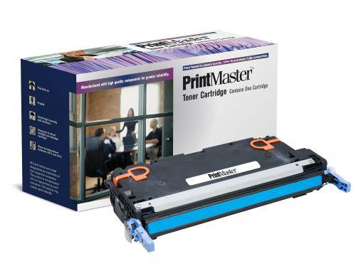 PrintMaster HP LaserJet 3800 Cyan 6K Q7581A