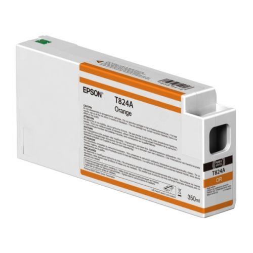 Epson C13T824A00 T824A Orange Ink 350ml