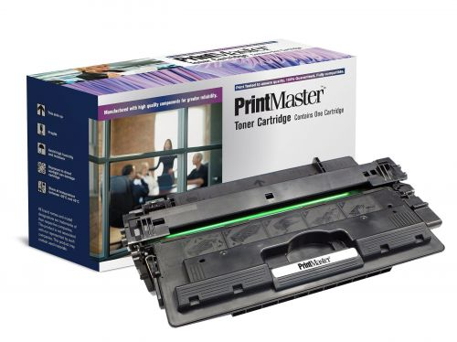 PrintMaster No 14X Black Toner Cartridge