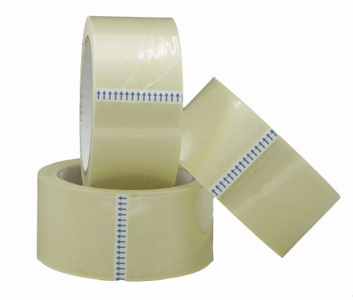 Value Clear Easy Tear Tape 48mmx66m PK6