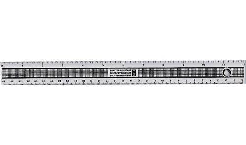 ValueX Ruler 30cm Shatter Resistant Single