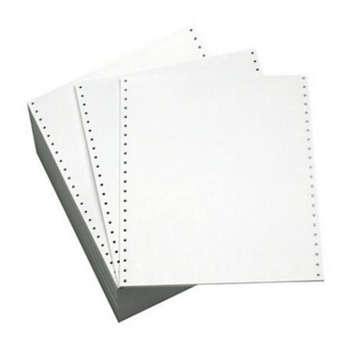 ValueX Listing Paper 11x216 60gsm Plain (Box 2000)