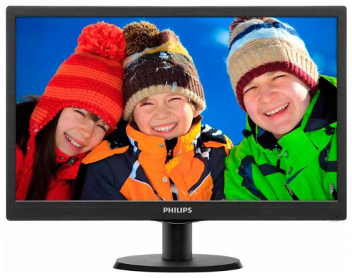 Philips 19 Inch LCD Monitor