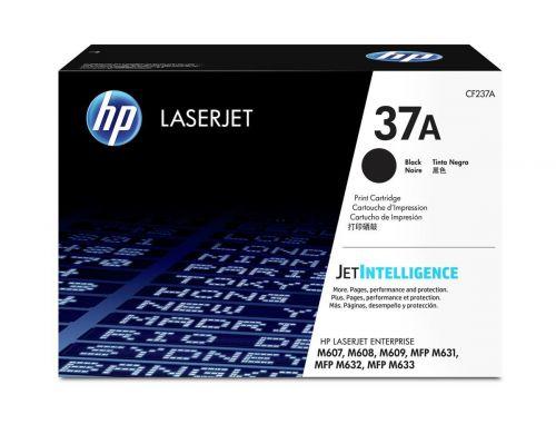 HP CF237A 37A Black Toner 11K