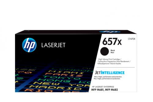 HP CF470X 657X Black Toner 28K