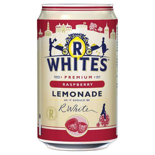 R Whites Raspberry Lemonade PK24