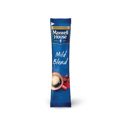 Maxwell House Instant Coffee powder Sticks PK200