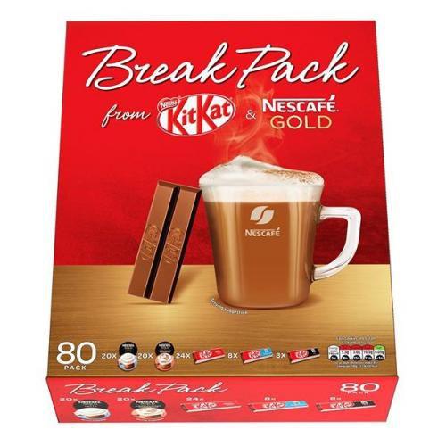 Nestle Break Pack 80 pack 12338657