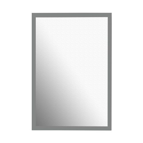 Magiboards Solo Magnetic Paper Holders A4 Grey PK12