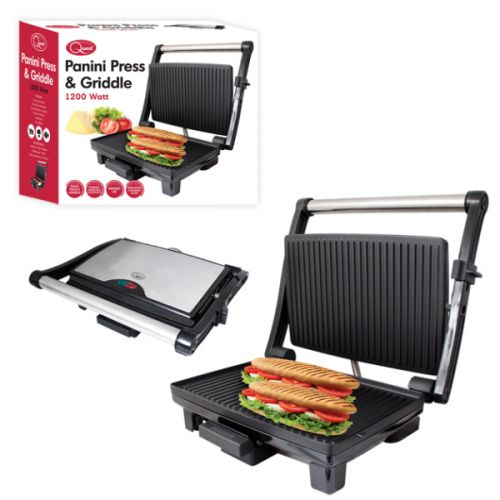 Quest Multi Function Grill 1200W