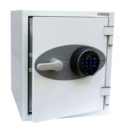 Phoenix Datacare Size 1 Data Safe with Fingerprint Lock