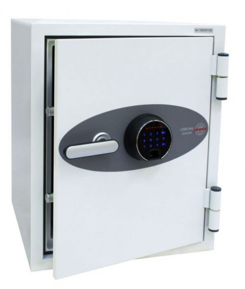 Phoenix Datacare Size 2 Data Safe with Fingerprint Lock