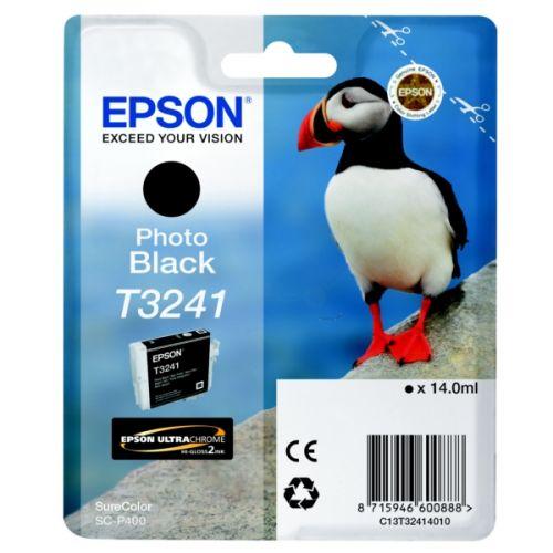 Epson C13T32414010 T3241 Black Ink 14ml