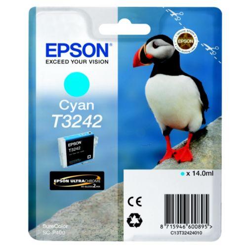 Epson C13T32424010 T3242 Cyan Ink 14ml