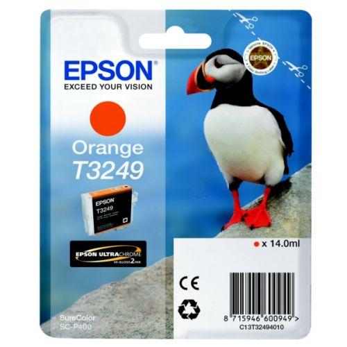Epson C13T32494010 T3249 Orange Ink 14ml