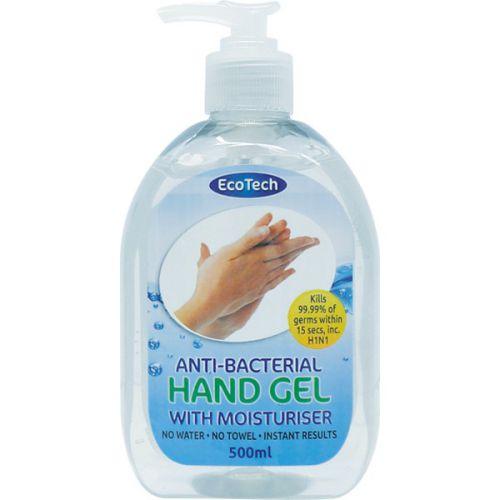 EcoClenz Hand Gel 500ml