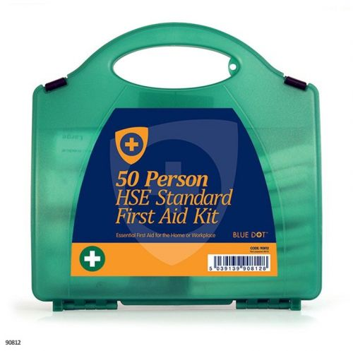 Eclipse 1-50 Person First Aid Kit HSE