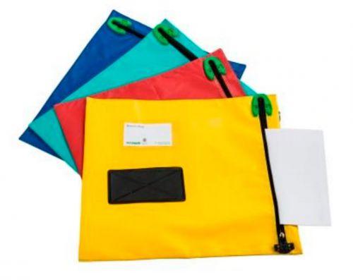 Versapak Mail Lightweight Security Pouch W470 X H360mm Blue