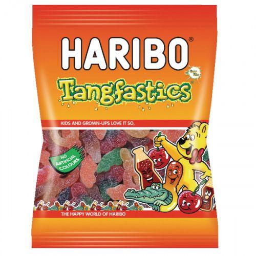 Haribo Tangfastics 140g Bag