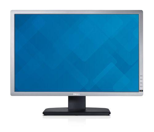 Dell 24 Inch White Monitor
