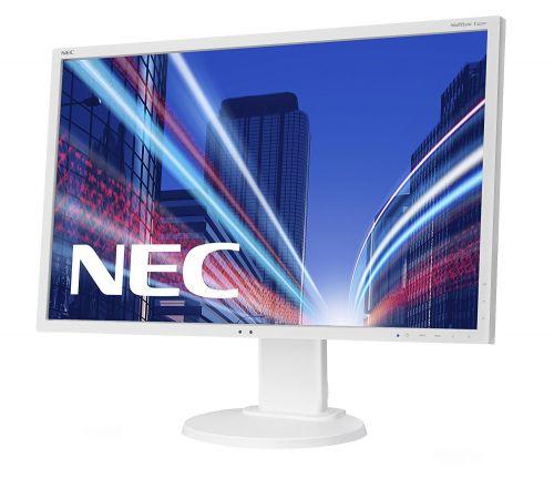 NEC Multisync E223W 22 Inch White Monitor