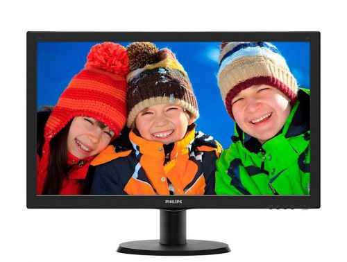 Philips 243V5LHAB 23.6IN FHD 1MS Monitor