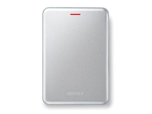 Buffalo MiniStation Slim USB3.0 1TB Mac Silver