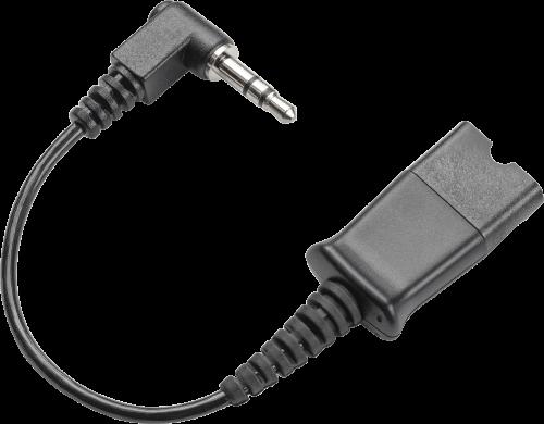 Plantronics Spare Connection Cable 3.5M To Qd