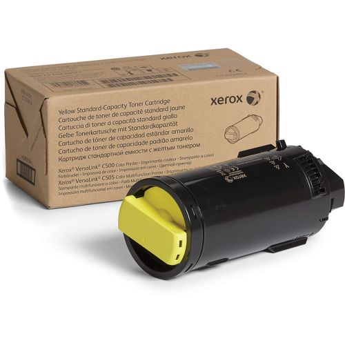 Xerox 106R03861 Yellow Toner 2.4K
