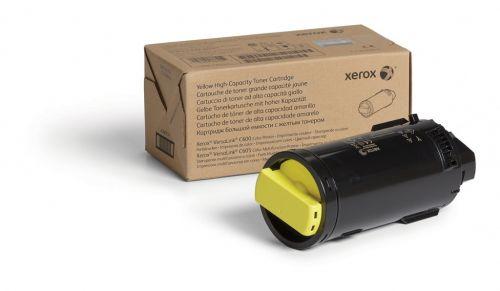 Xerox 106R03906 Yellow Toner 10.1K