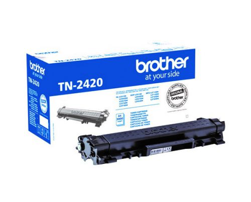 Brother TN2420 Black Toner 3K