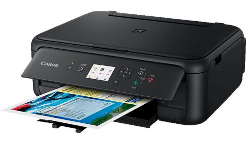 Canon PIXMA TS5150 Inkjet Multifunction Bluetooth Wi-Fi Airprint Google Print A4 Ref 2228C008AA